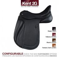 Zaldi New Kent 2G dressage saddle